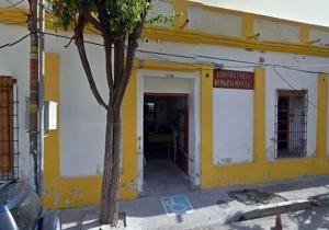 Fachada de la Contraloría Departamental del Magdalena.