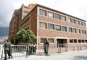 Instalaciones del Instituto Nacional de Medicina Legal de Bogotá