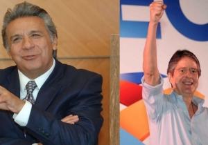 Con el escrutinio al 80,8 %, Moreno encabeza los resultados al tener el 38,88%.