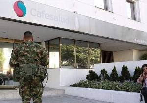 Las bombas panfletarias que detonaron en agosto de 2016 fue en sedes de Cafesalud.