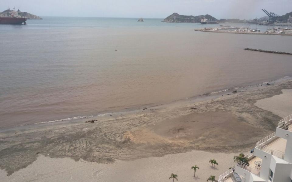 Bahía de Santa Marta